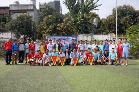 Giải bóng đá chào mừng 87 năm Ngày Thành lập Đoàn TNCS Hồ Chí Minh
